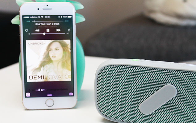 Audio Nude M Bluetooth Speaker