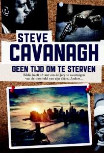 Geen tijd om te sterven - Steve Cavanagh