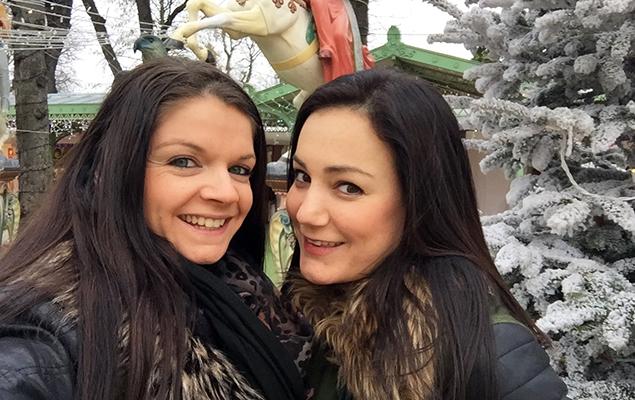 Kerstmarkt Parijs Champs-Elysees