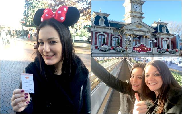 VIP Fastpasses Disneyland