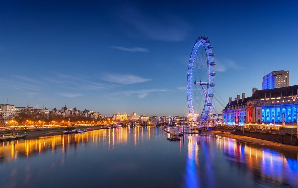 citytrippen in Londen