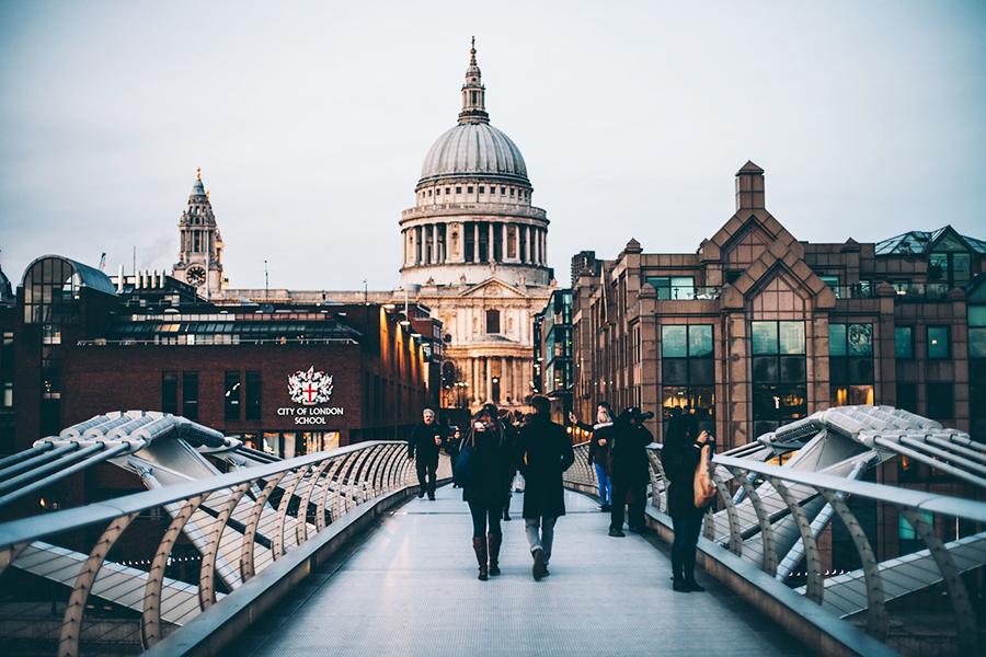 plekken in Londen