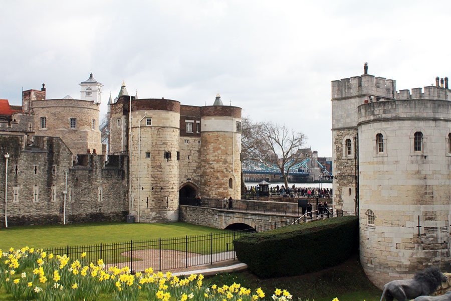 23 Tower of London