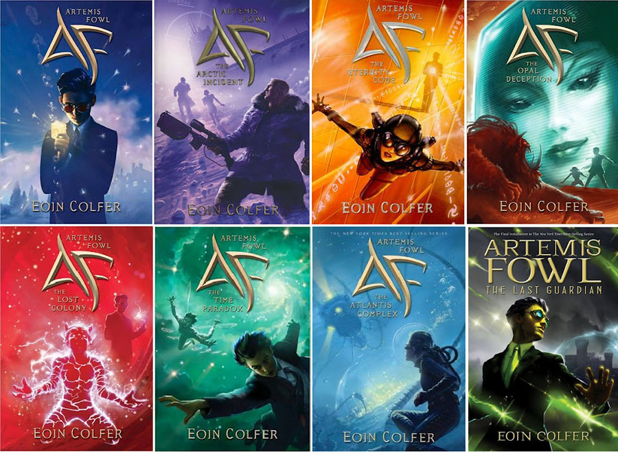 Artemis fowl 2019 holly Short quotes fanfiction Lemon