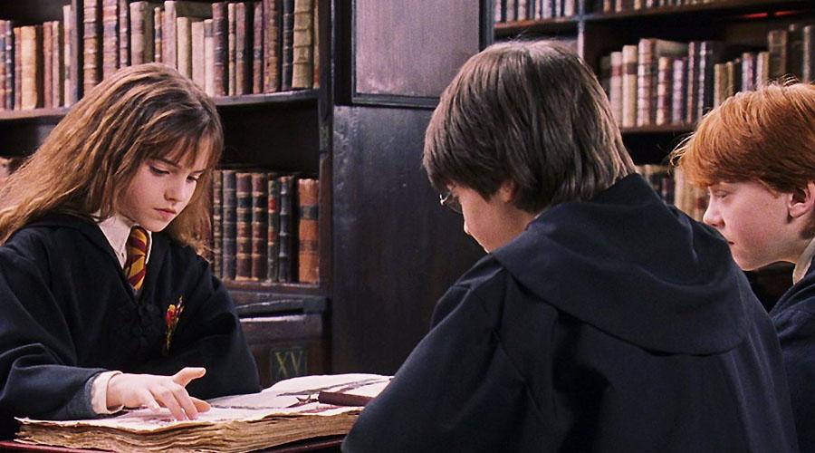 boeken die je kunt lezen als je van Harry Potter houdt