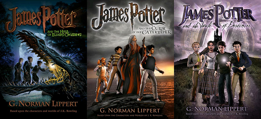 james potter series pdf download