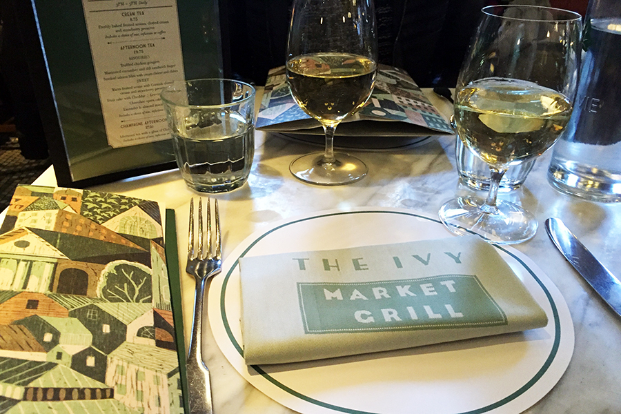 The Ivy Grill London