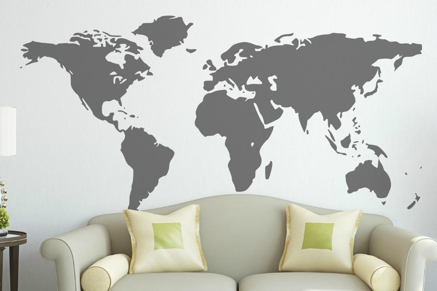 wereld-map-muursticker-8046
