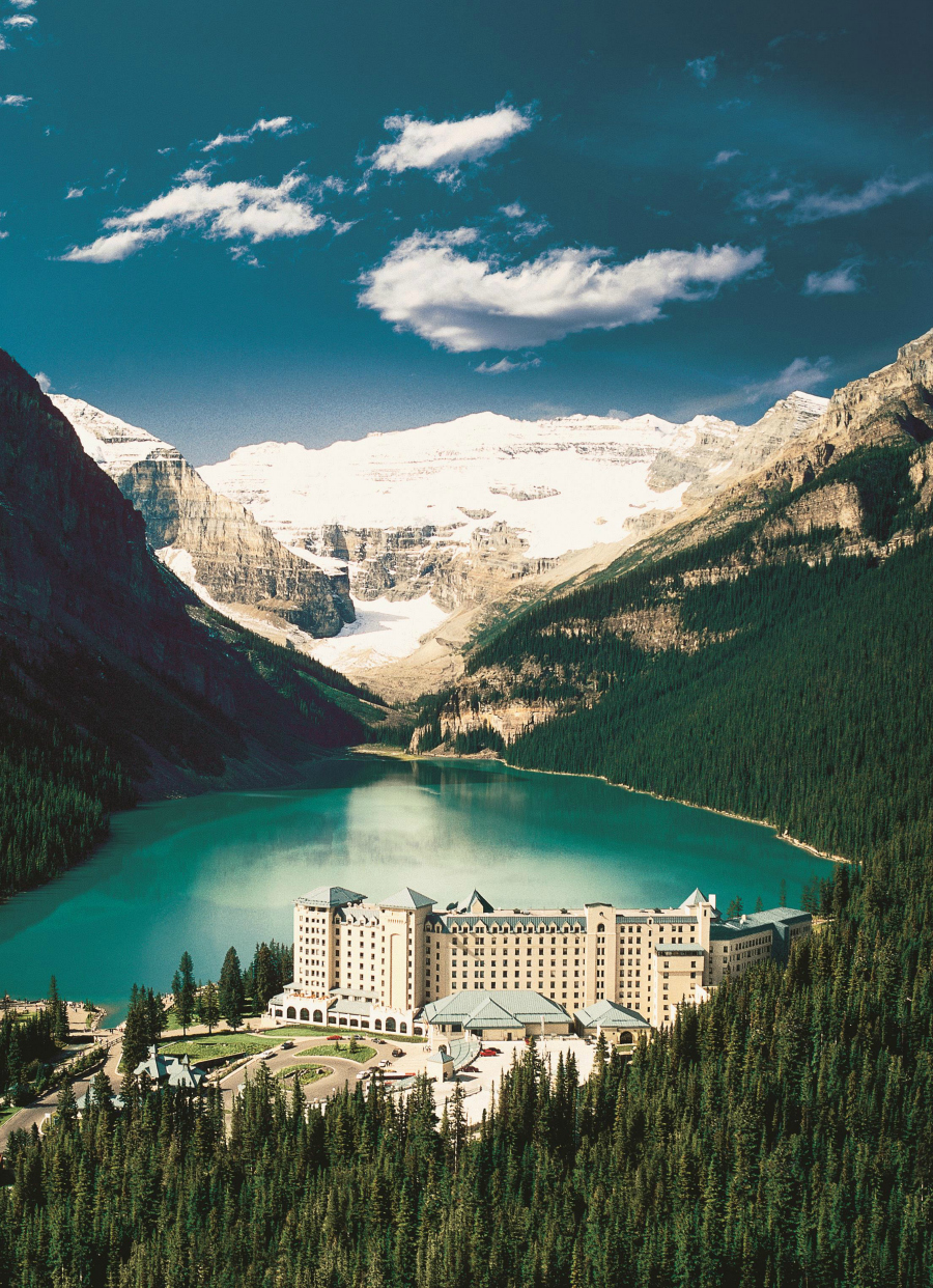 209079-Fairmont Chateau Lake Louise (bron Fairmont Chateau Lake Louise)-869fb3-original-1463566345