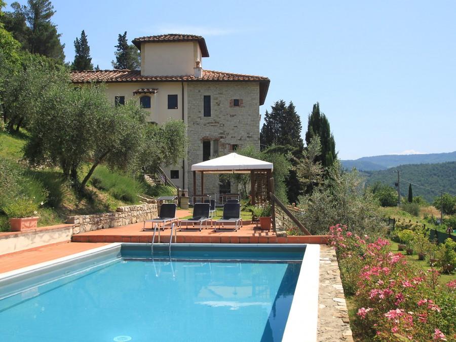 4. Villa Monteloro Florence