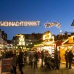 kerstmarkt in Nedersaksen