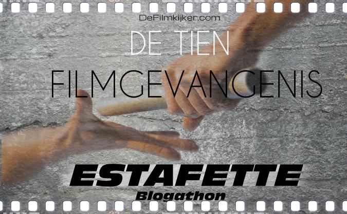 De 10: Filmgevangenis Estafette Race