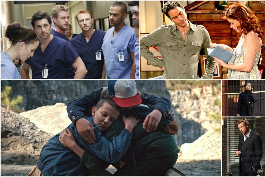 5 favoriete tv-series