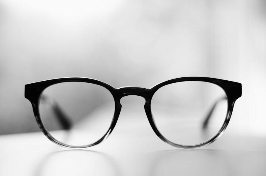 karakterbepalende bril