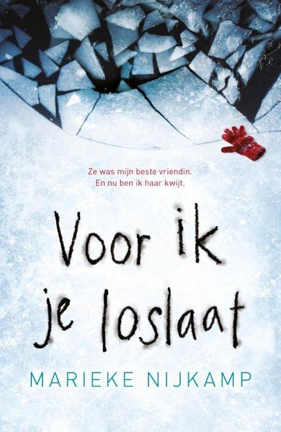 Boekrecensie / Voor ik je loslaat – Marieke Nijkamp