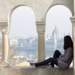 Budapest in de winter