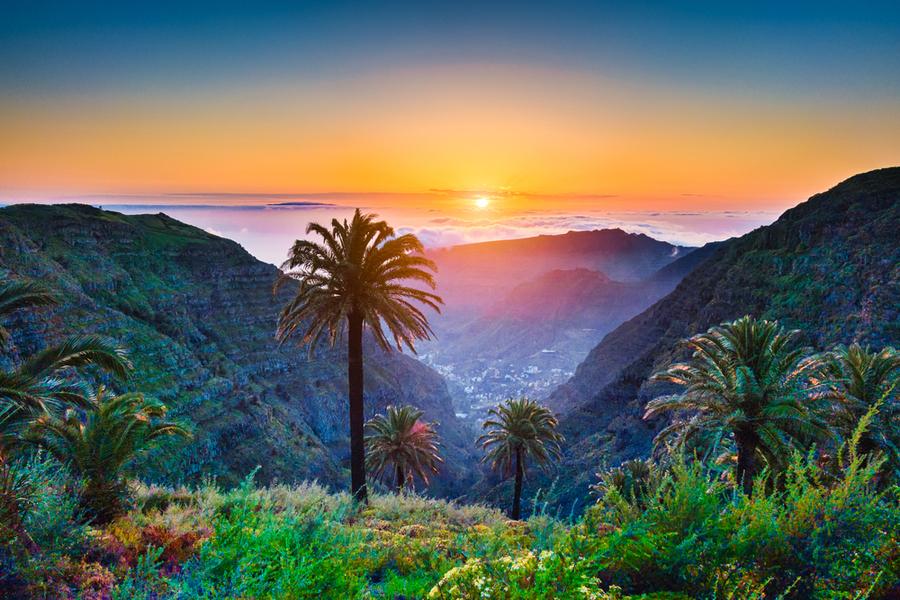 rutst opzoeken op Gran Canaria