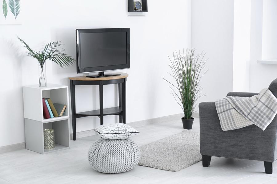 TV Meubel Decoratie