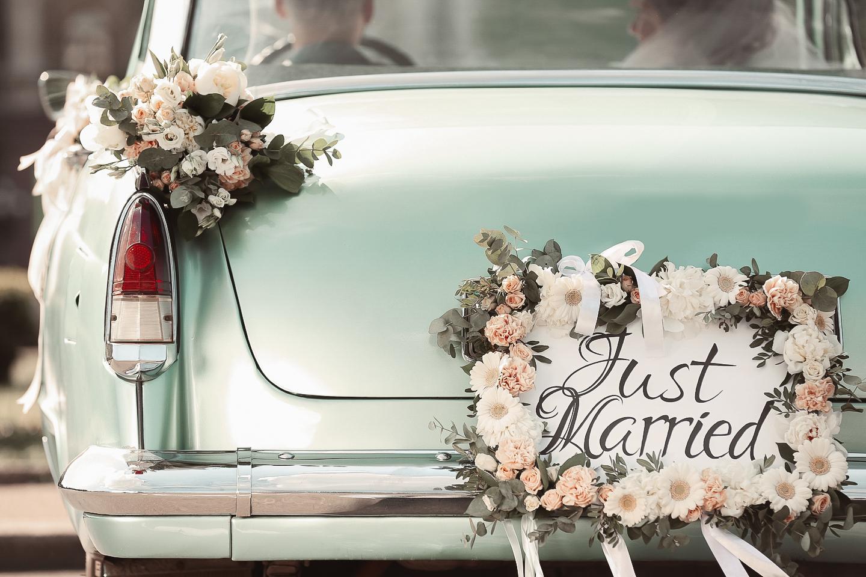 bruiloft binnen budget