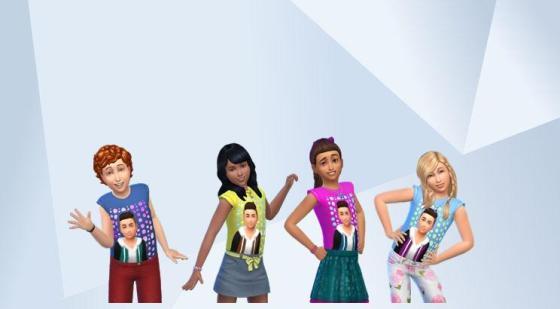 De Sims 4 Kinderkamer Accessoires: Huishoudens en kamers uit de trailer