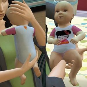 Sims 4 bebek cinsiyeti belirleme