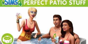 Sims 4 Perfect Patio Stuff