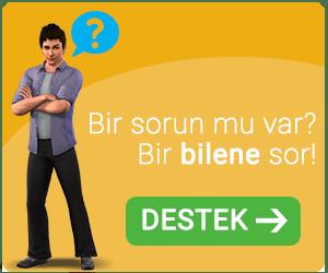 Sims Türkiye Destek Sayfası