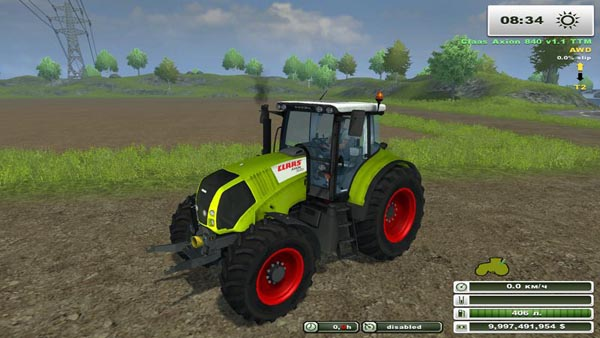 Claas-Axion-840
