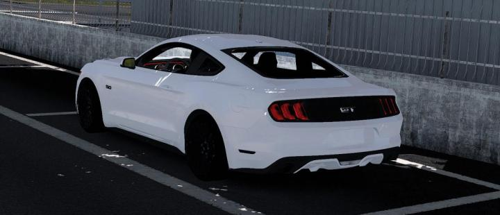 Ats Ford Mustang Gt 2015 V1 1 33 X Simulator Games