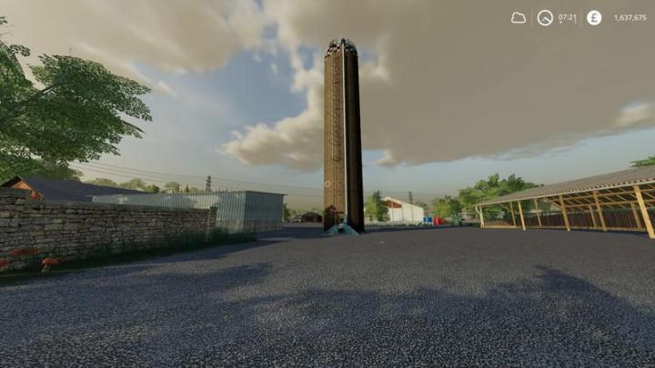 Fs19 Fermenting Silo V2 Simulator Games Mods Download