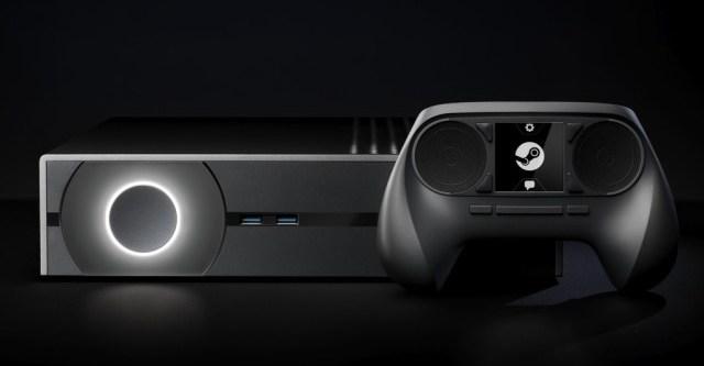 Steam Machine con l'innovativo Steam controller!
