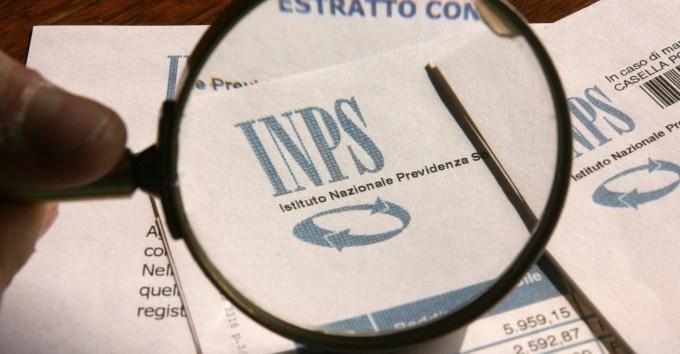 Un documento dell'Inps