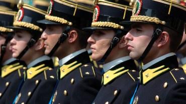 Allievi ufficiali della Guardia di Finanza