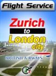 Flight Service  BA024 - Zurich to London City
