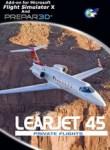 Private Flights - Learjet 45 FSX/P3D