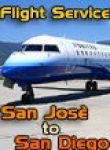 Perfect Flight - Flight Service: San Josè to San Diego