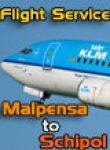 Perfect Flight - Flight Service: Malpensa to Schiphol