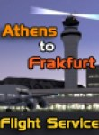Flight Service - IFR Athens to Frankfurt