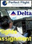 Flight Assignment Delta Md-88