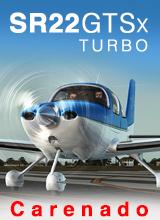Carenado - SR22 GTSX Turbo HD Series