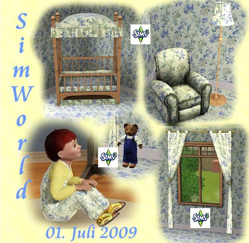 Sims 3 Downloads Objekte Kinderzimmer