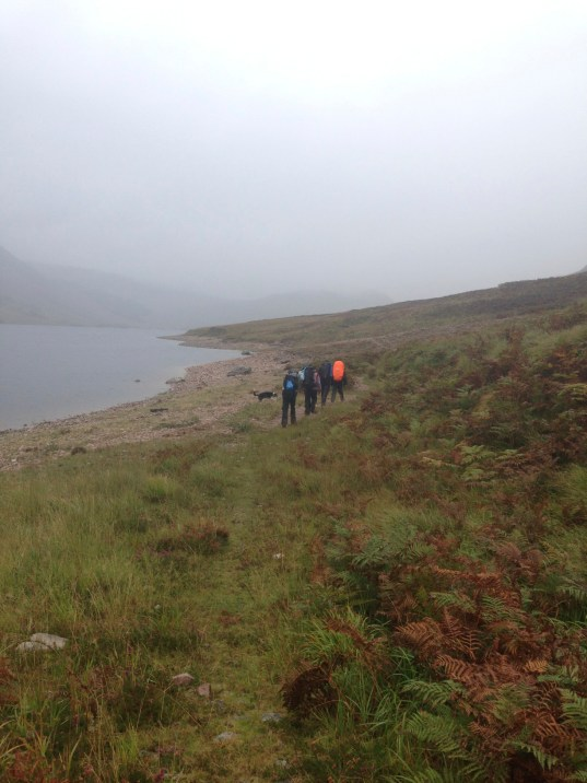 dreich plod on day 3