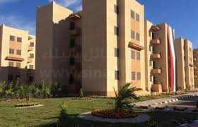 اليوم  الرئيس السيسي يفتتح 1068 وحدة سكنية بجنوب سيناء