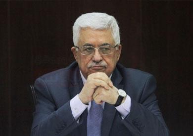 """أبو مازن لـ""""الوزير عباس كامل"""": نثمن جهود مصر بقيادة الرئيس السيسي لدعم الفلسطينيين"""