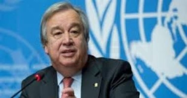 أمين عام الأمم المتحدة يدعو لمواصلة تقديم المساعدات لدعم اللاجئين السوريين