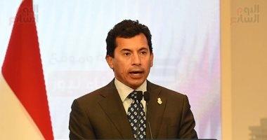 وزير الشباب ومحافظ جنوب سيناء يشهدان الجلسة الافتتاحية لعمومية الاتحاد الإفريقي للترايثلون