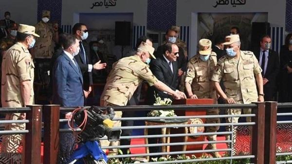الطريق إلى 30 يونيو| سيناء تحرير وتعمير.. السيسي يقود إستراتيجية تنمية أرض الفيروز