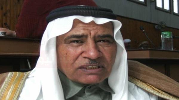 جمعية مجاهدى سيناء تنعى البطل حميد غانم
