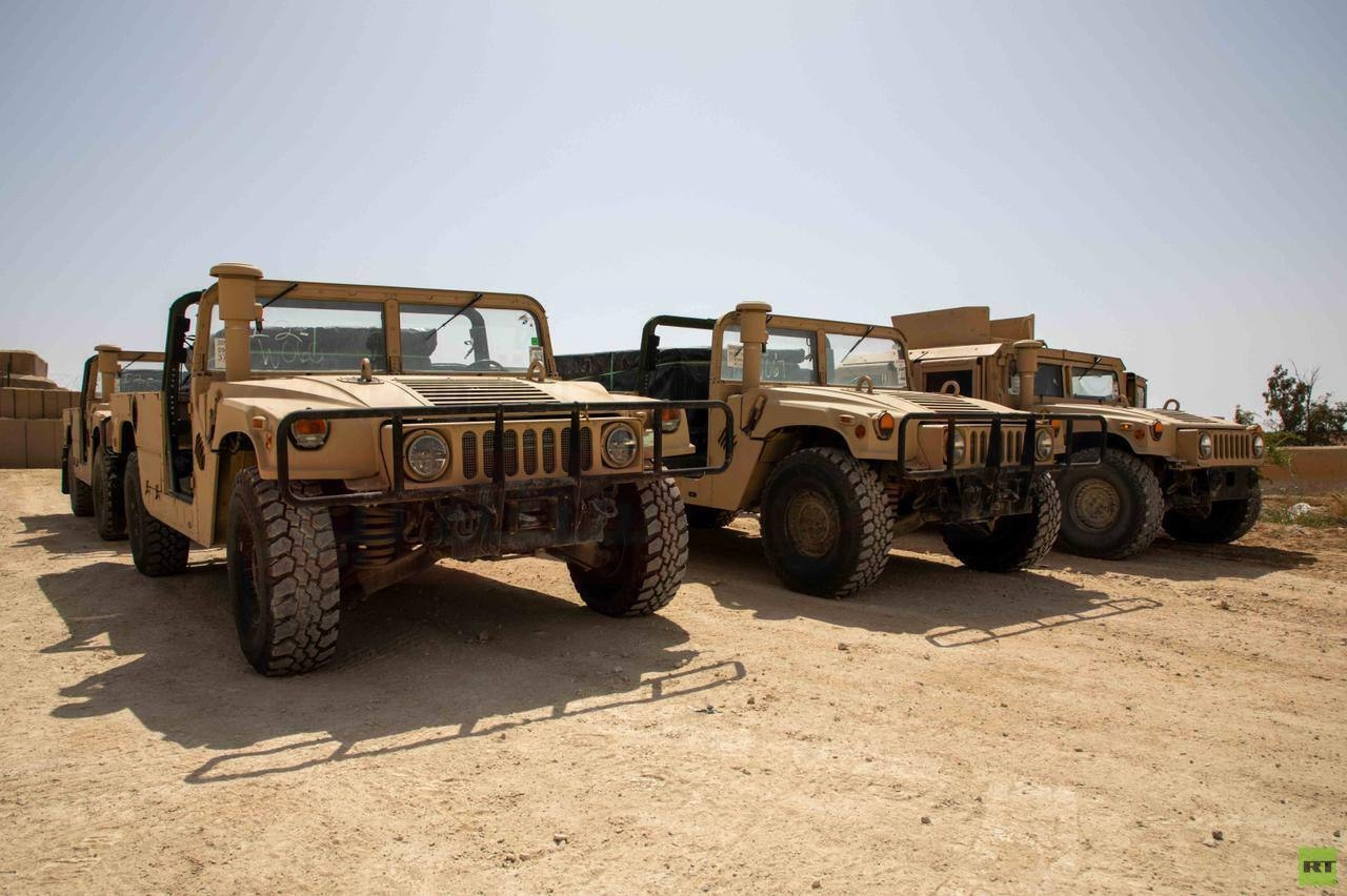 العراق يتسلم معدات من التحالف الدولي بقيمة 2.5 مليون دولار لدعم جهود محاربة داعش