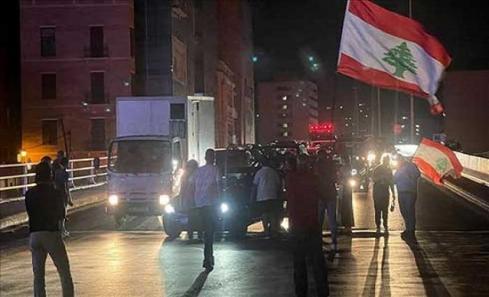 هدوء في شمالي لبنان بعد احتجاجات عنيفة على تردي الأوضاع المعيشية
